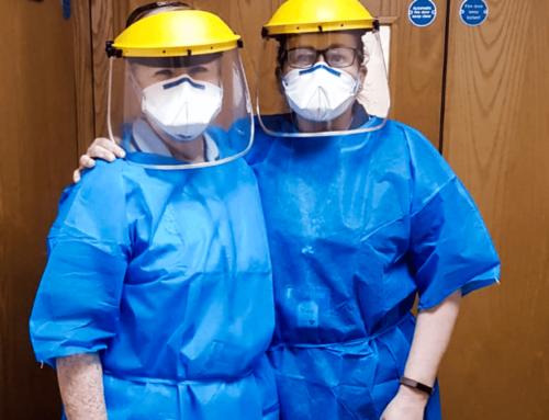 Grant helps provide PPE to help keep St Luke's Hospice safe